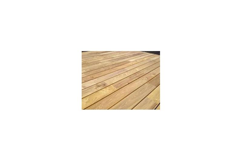 Lame Terrasse Bois Acacia Robinier 22 120mm 1 2m 1 6m 2 0m