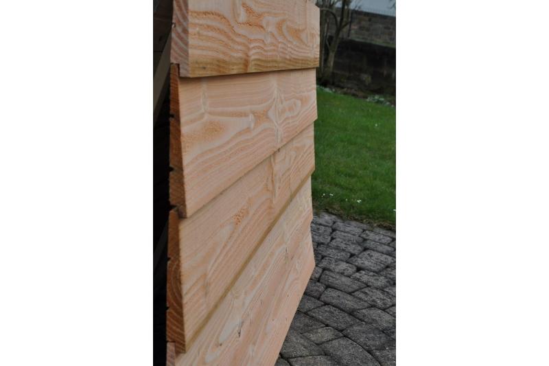 bardage bois douglas pin oregon clin biais canadien 12 25