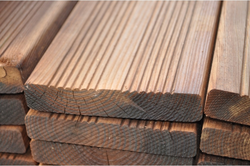 terrasse pin autoclav cl 4 27x145 en 3m et battlewood. Black Bedroom Furniture Sets. Home Design Ideas