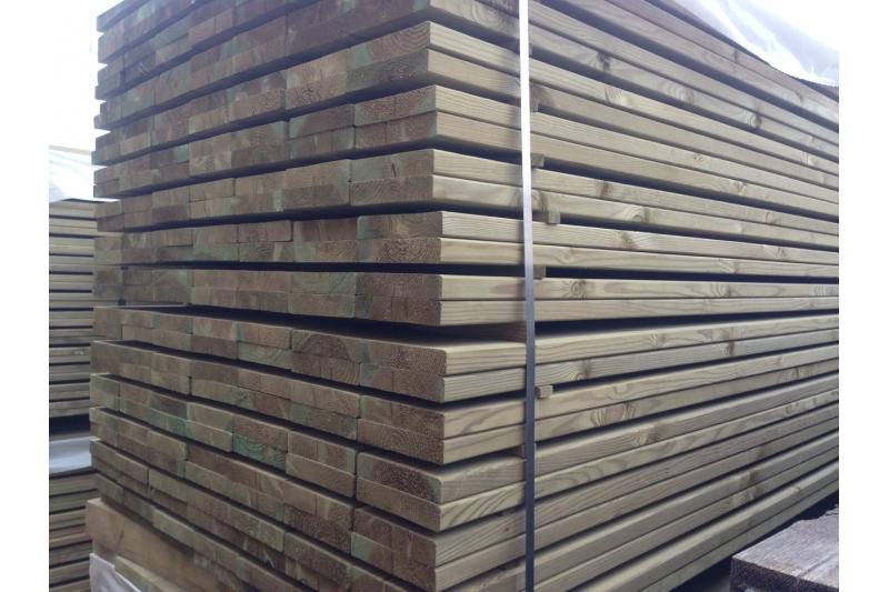 terrasse bois pin syslvestre autoclav classe 4 vert et marron en 27x145 en 3m 4 20m 5 10m 2. Black Bedroom Furniture Sets. Home Design Ideas