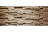 Lambris bois massif 3D RELEVIO Relief BATLAM 170