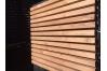 Battlewood bardage tasseaux Douglas tasseaux carrés bois 38x38mm