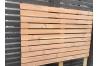 Bardage Douglas tasseaux carrés bois 21x67mm