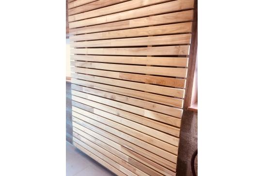 Battlewood bardage robineir faux acacia tasseau 21x70mm