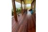 Terrasse muiracatiara tigerwood 21x145 en longueurs 1.80m à 6m