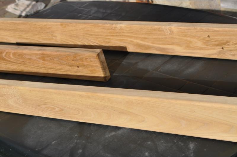 lame de terrasse acacia 27 x 145 battlewood. Black Bedroom Furniture Sets. Home Design Ideas