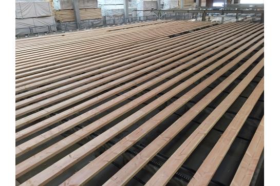KVH épicéa toutes sections  de 60*100 à 160*280 mm en longueurs de 5m à 13,9m